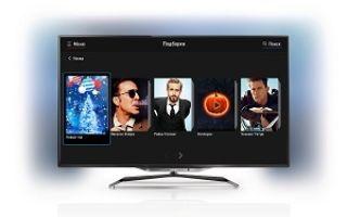 Обновление для телевизора Philips Смарт ТВ — как скачать и установить