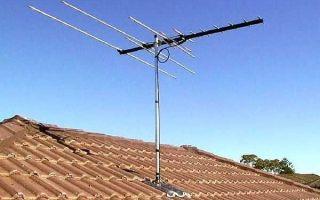 Активная антенна для ТВ — домашняя и уличная