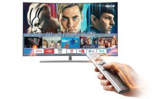 Сенсорный пульт Samsung Smart Touch Control — использование, технические характеристики и обзор функций
