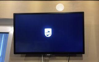 Телевизор philips 19pfl3606h 60 — ремонт неисправносте