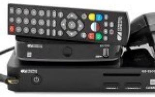 Ресиверы Триколор ТВ — описание и технические характеристики моделей