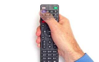 Как разблокировать пульт МТС ТВ — настройка устройства