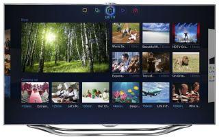В Samsung SmartHub добавлены новые приложения — обзор умной половины телевизора