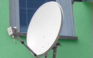 Руководство по установке НТВ-плюс антенны и самостоятельному подключению