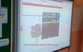 Лампа для проектора nec — обзор модельного ряда