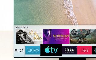 ТВ Самсунг — характеристики и функциональные возможности