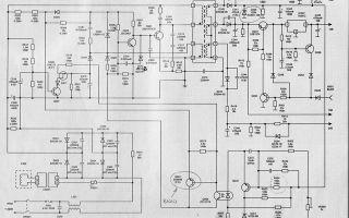 Funai tv 2000a mk7 схема — описание и характеристики