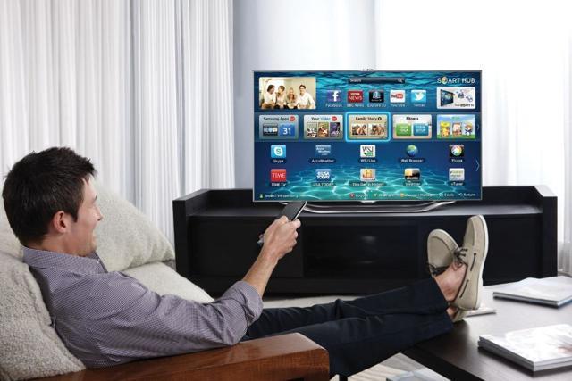 Samsung smart TV - новые технологии домашнего телевидения