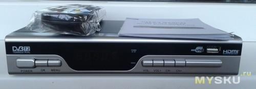 Цифровой тюнер DVB-t2 - что это такое в телевизоре