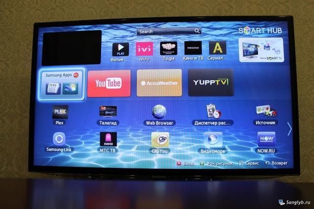 Приложение для просмотра ТВ каналов на smart TV