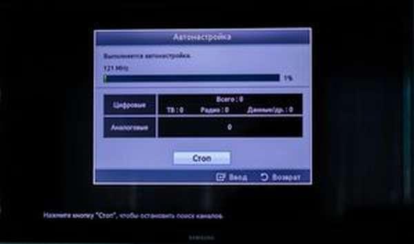 Как настроить цифровые каналы на телевизоре Samsung легко и просто