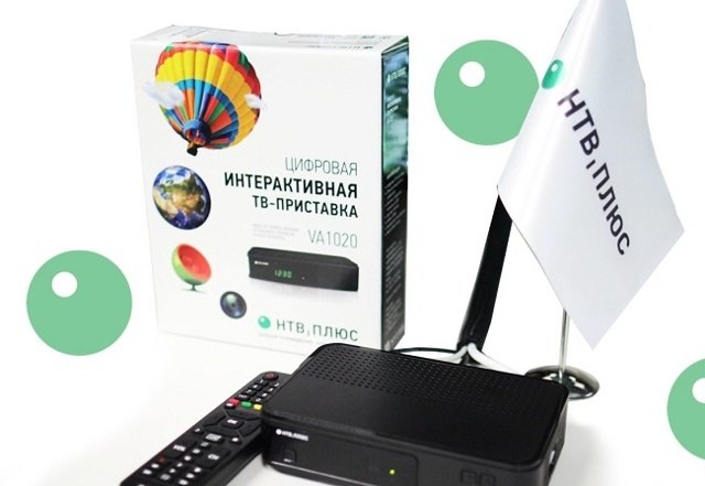 Установка НТВ Плюс антенны и подключение самостоятельно