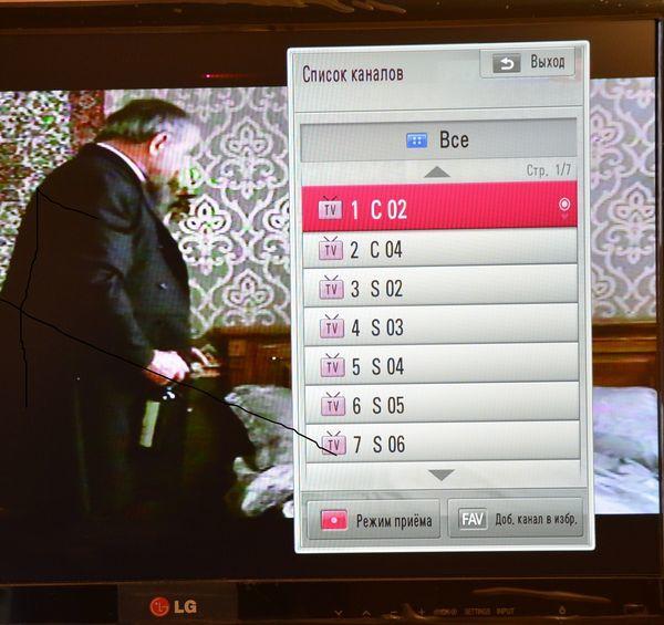 НТВ Плюс - настройка каналов вручную 2018