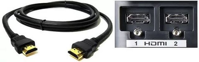 HDmi подключение телевизора к компьютеру и ноутбуку