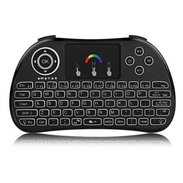 Беспроводная клавиатура для smart телевизоров