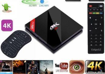 Обзор smart TV приставок для телевизора на Android