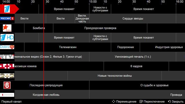 Торрент ТВ на Samsung smart TV - просмотр бесплатно
