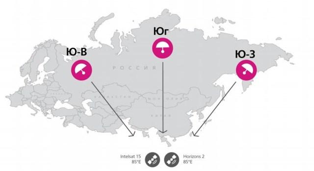 Установка Телекарты и ее спутниковой антенны самостоятельно