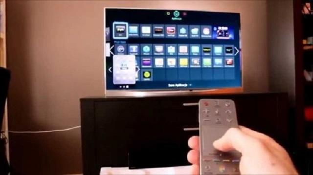 Сенсорный пульт Samsung Smart Touch control