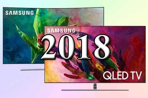 samsung qled tv 2018 / 19 года - обзор модельного ряда