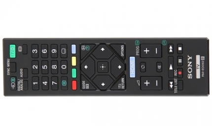 Телевизор sony kdl 40re353 - характеристики и отзывы