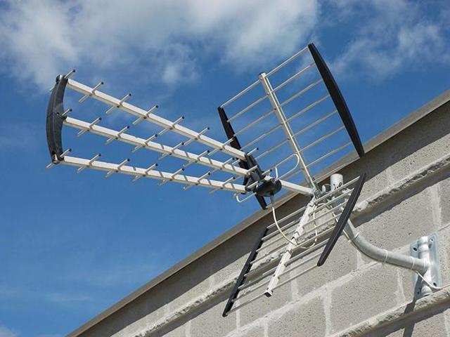 Уличная антенна для цифрового ТВ - как выбрать нужную