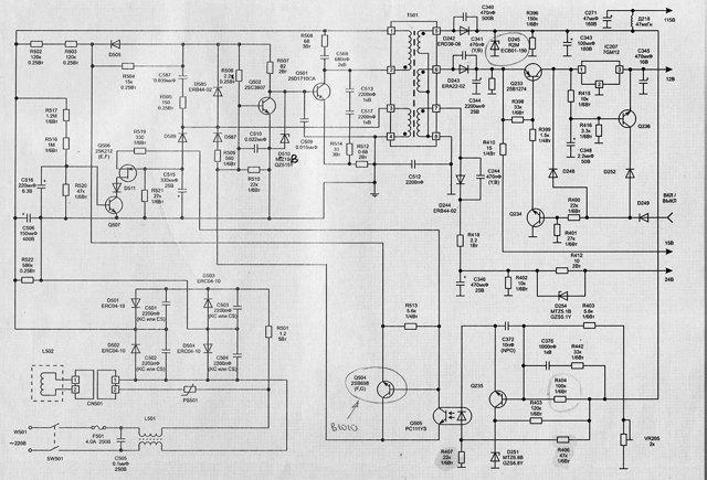 funai tv 2000a mk7 схема - описание и характеристики