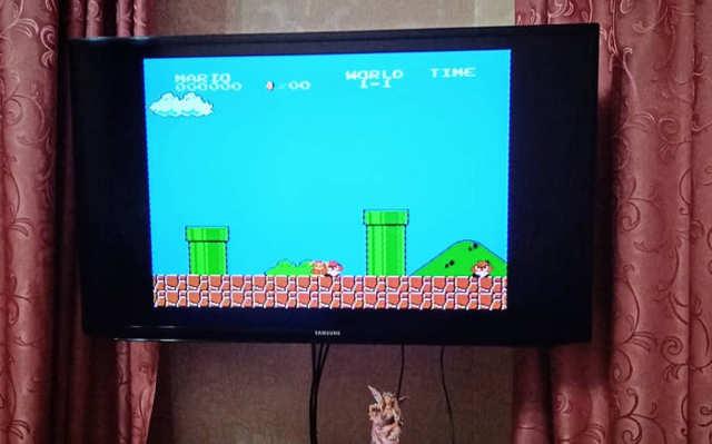 Как подключить Денди к телевизору своими руками