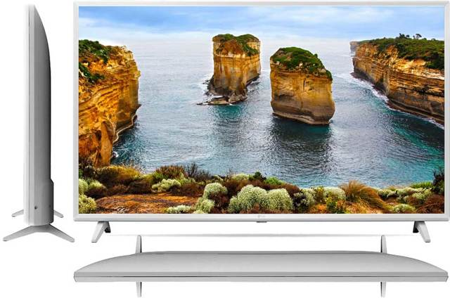 Телевизор lg 49uj639v - характеристики и эргономика