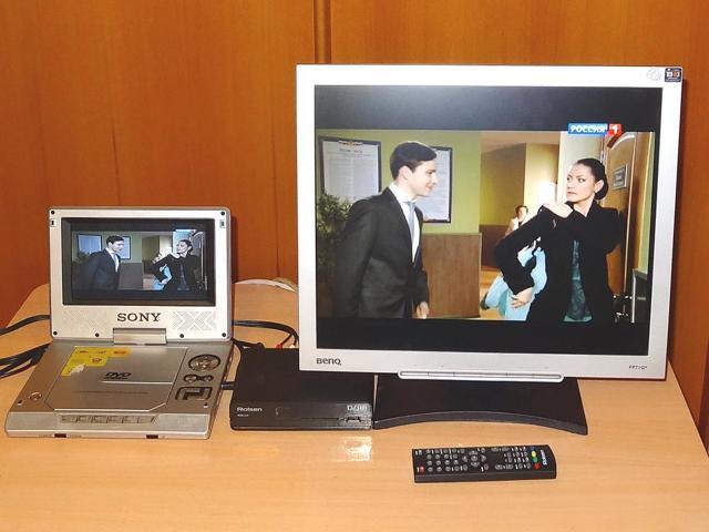 ТВ тюнер для монитора с vga выходом - описание и отзывы