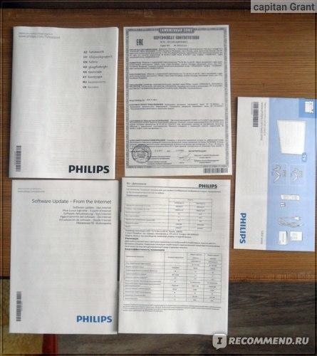 led телевизор philips 43pft5301 60 - обзор линейного ряда