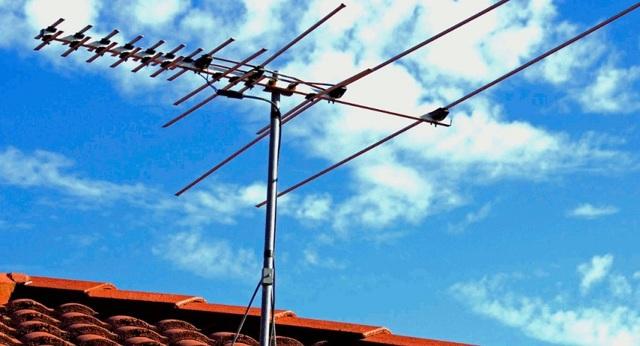Отказаться от телевизионной или коллективной антенны