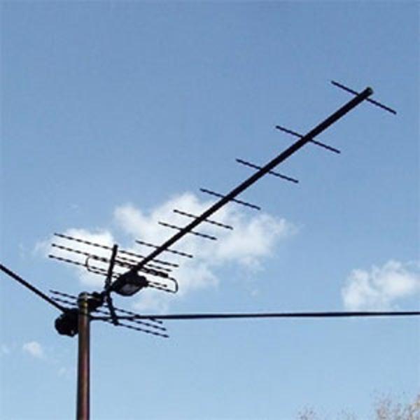 Телеантенны для цифрового телевидения - самые мощные