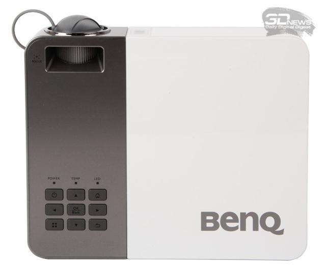 Проекторы benq - короткофокусные и ультракороткофокусные: обзор моделей