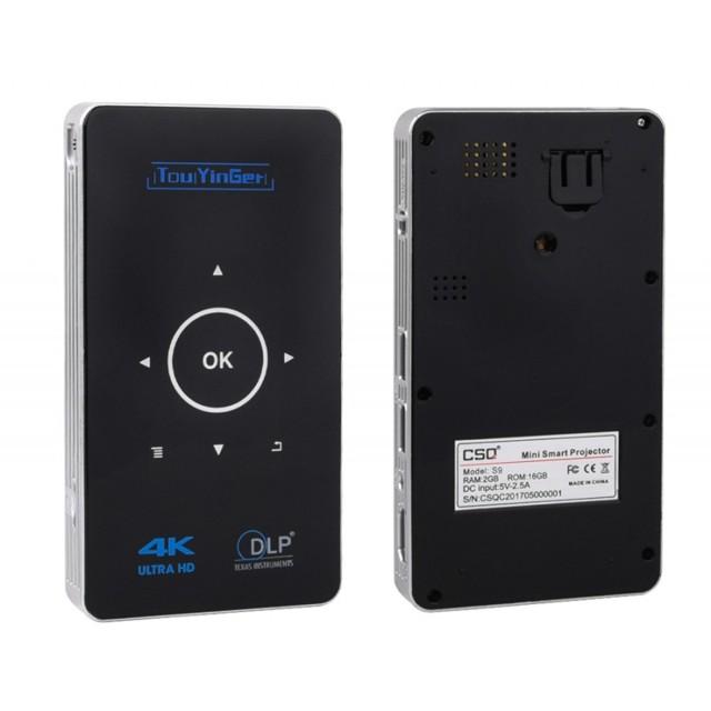 Портативный проектор для смартфона - как выбрать для дома и телефона