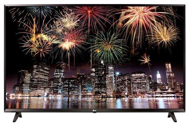 Телевизор lg 43uj631v - технические характеристики