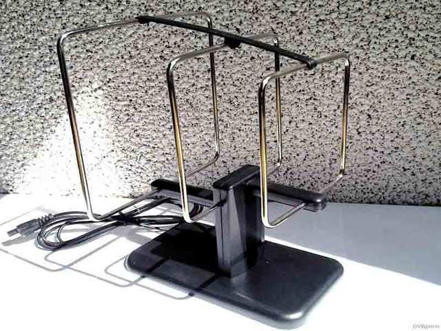 Антенна для цифрового ТВ - особенности выбора