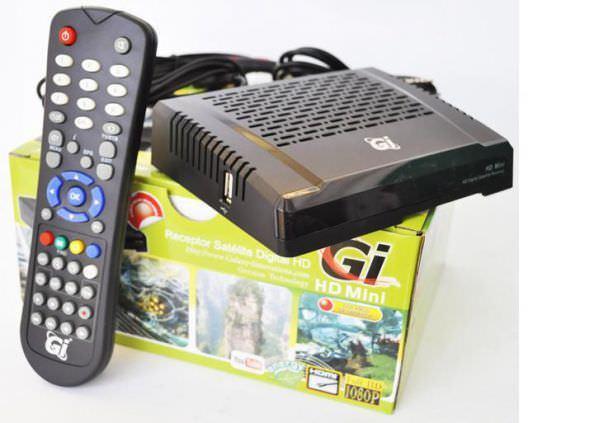 Ресивер gi - описание и характеристики моделей