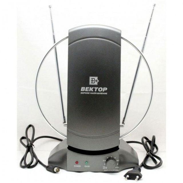 Лучшая комнатная антенна для телевизора - отзывы