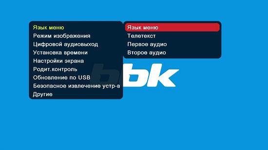 Ресивер bbk - характеристики и описание модельного ряда