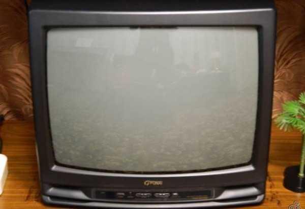 Телевизор Шарп старой модели - как настроить каналы
